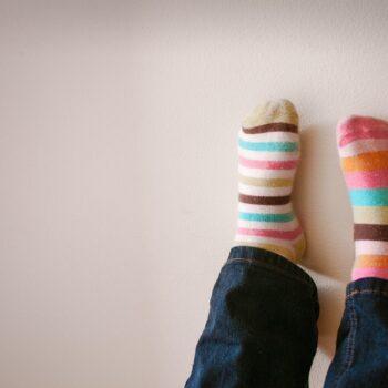 Kolorowe skarpetki, kolorowe życie!